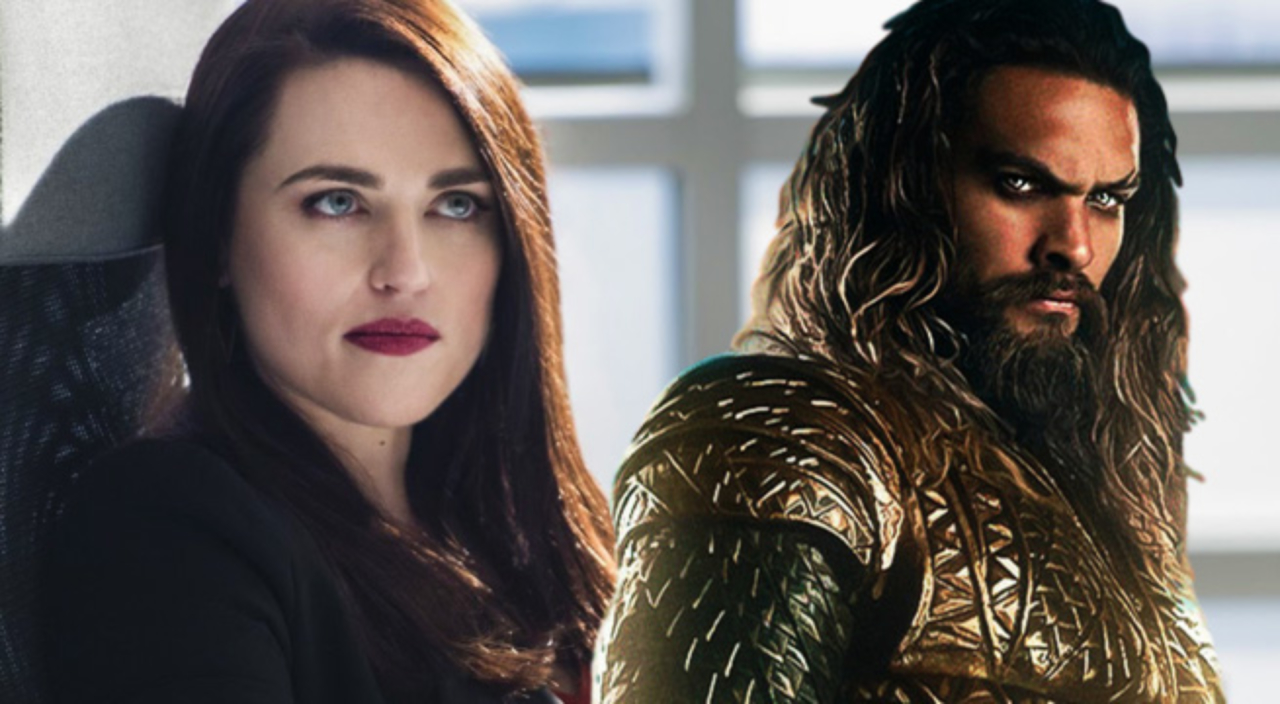 Photo of Supergirl: Katie McGrath Wants Jason Momoa To Guest-Star