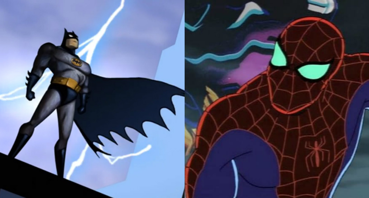 Photo of 5 Superhero Shows From DC and Marvel That Every 90's Kid Loved