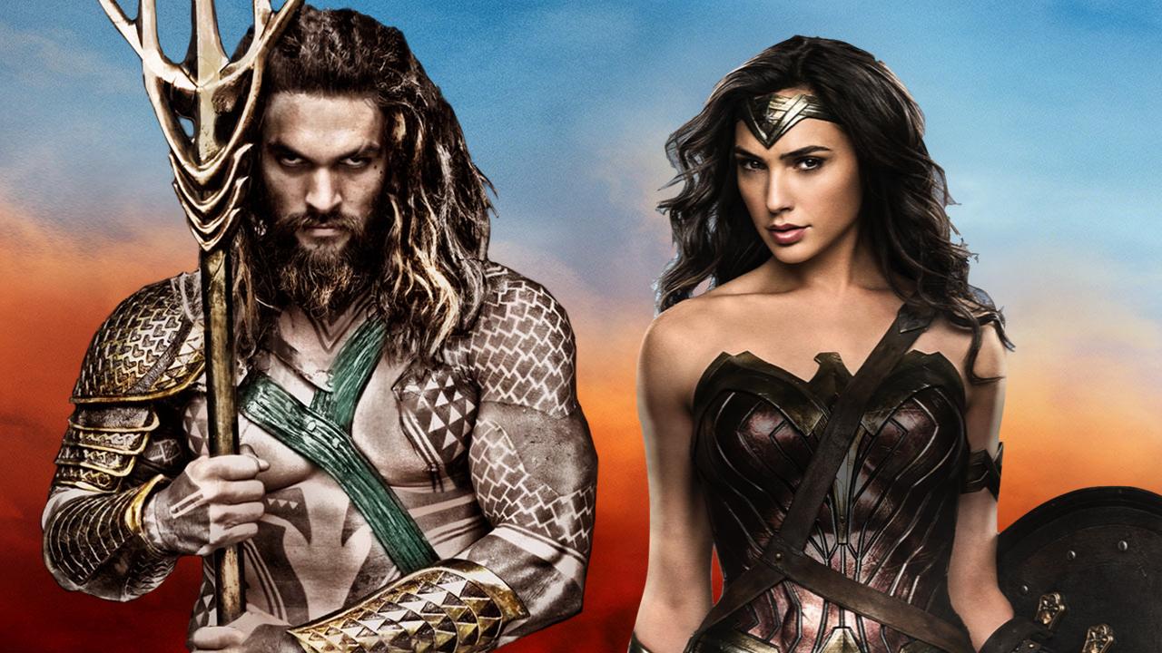 Photo of Wonder Woman Reveals A Huge Aquaman Secret That Will Shock You