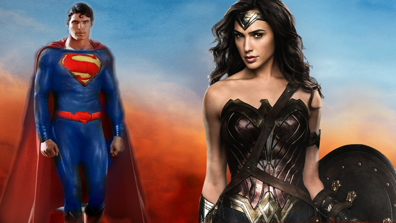 Photo of Wonder Woman Pays Tribute To A Legendary Superman Movie