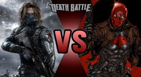 Winter Soldier VS Redhood