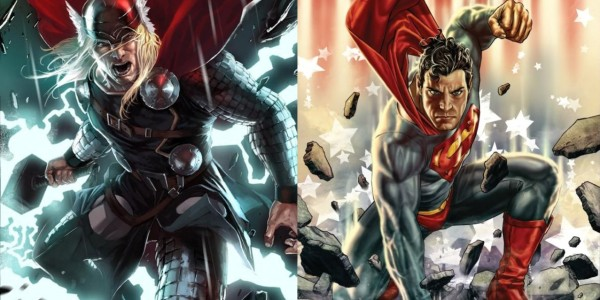 Superman vs Thor: Who Will Lose and Why?