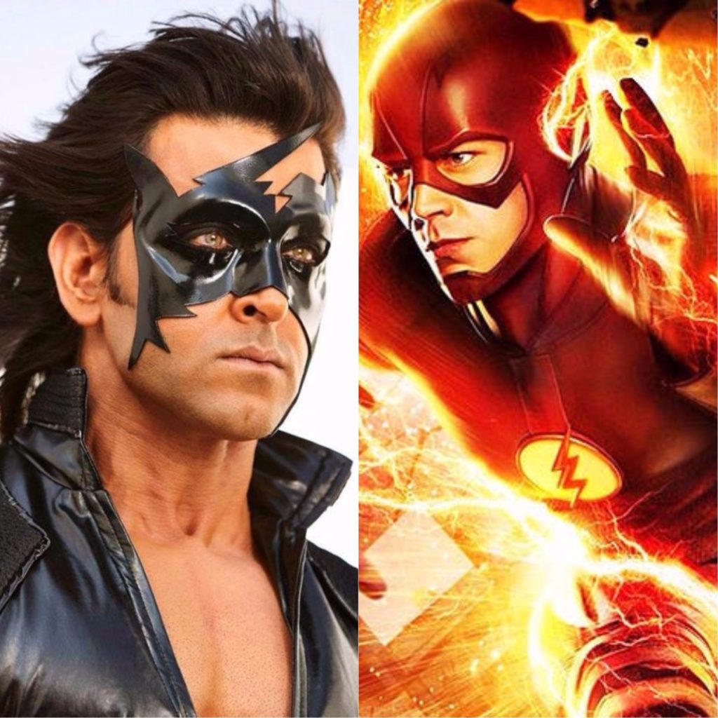 Krrish vs The Flash