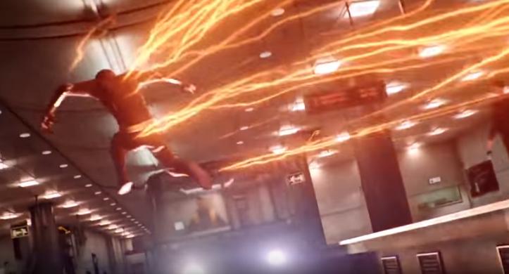 Flash Season 4 Trailer