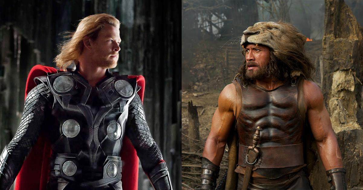Photo of Battle of the Gods: Thor vs Hercules [And The Winner is…]