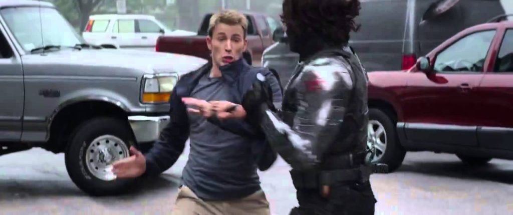 Fight Scenes in Marvel Movies