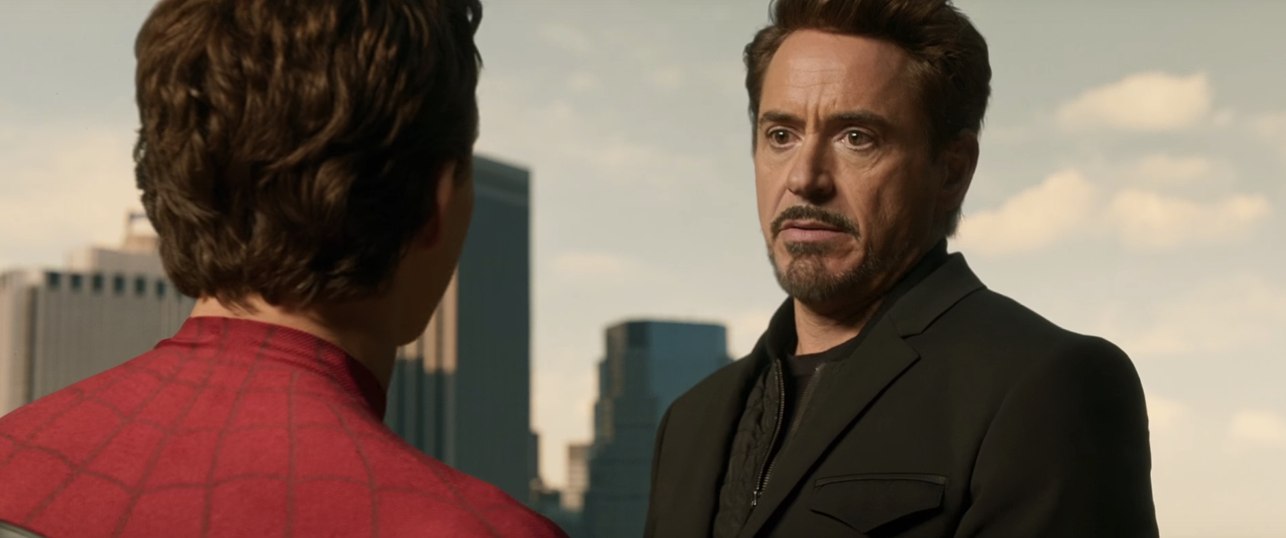 Why Tony Stark Doesn't Want Spiderman In The Avengers ...