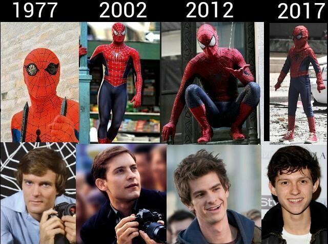 Spiderman movie meme - photo#41