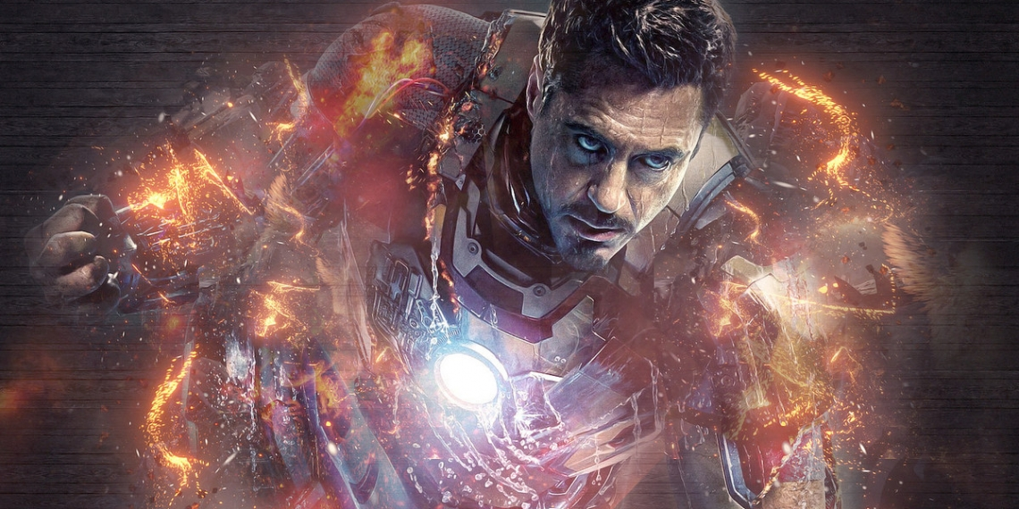 real father of Tony Stark