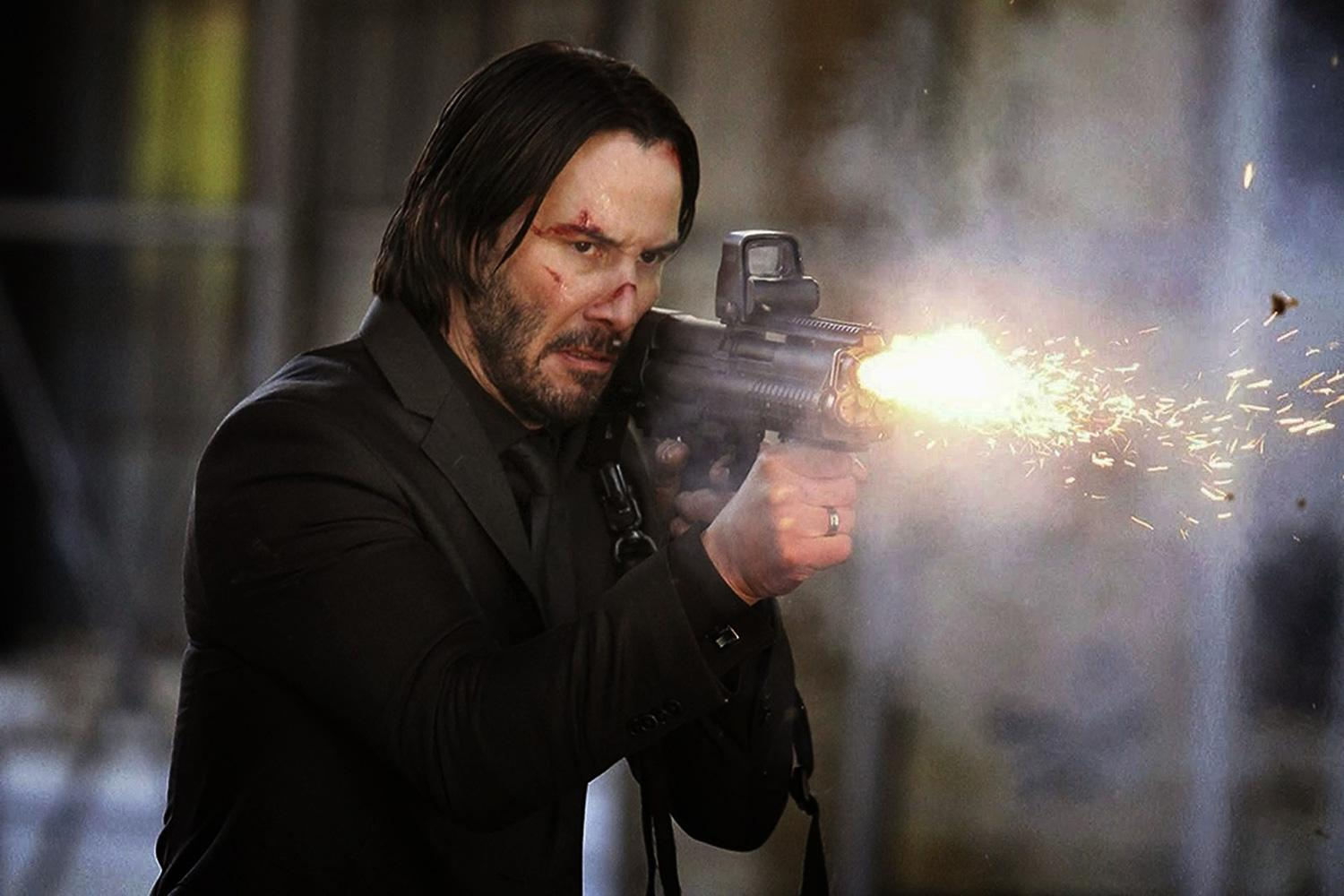 Photo of John Wick: Chapter 3 – First Logo And Title Revealed