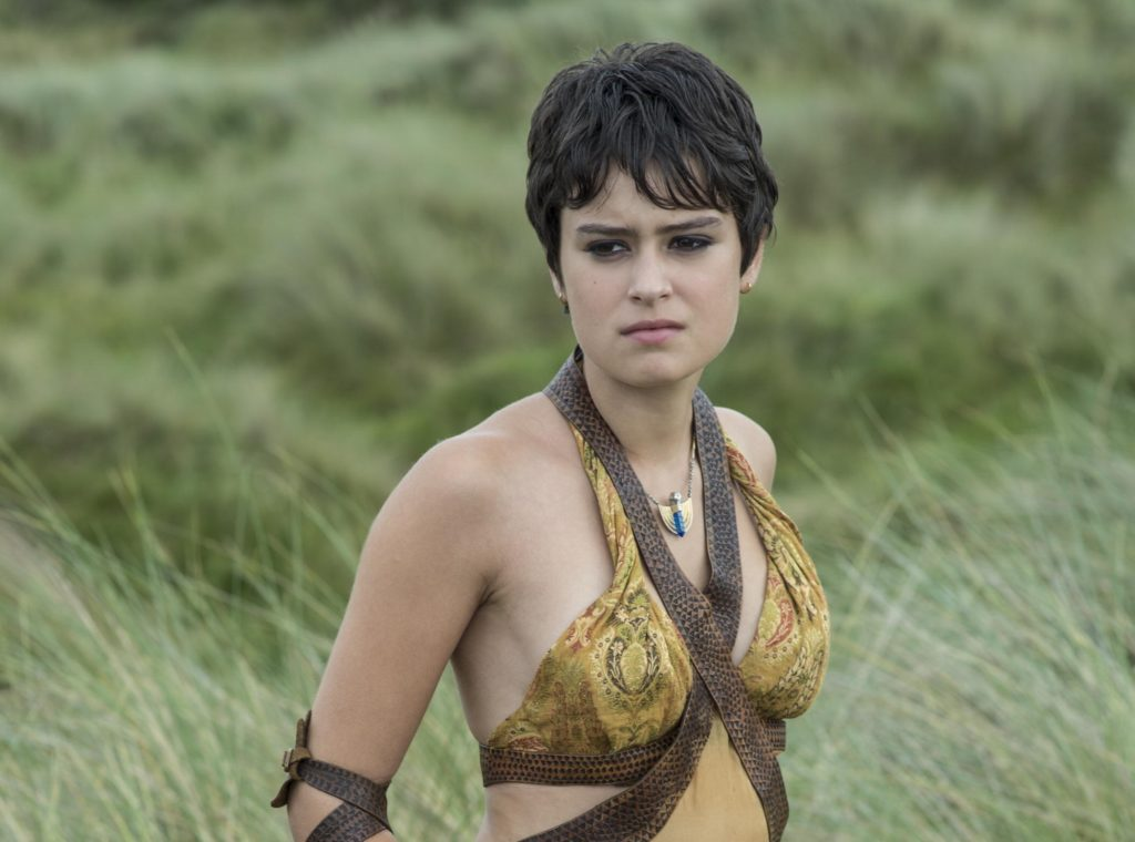Top 12 Sexiest Images Of Female Star Cast From Game Of Thrones