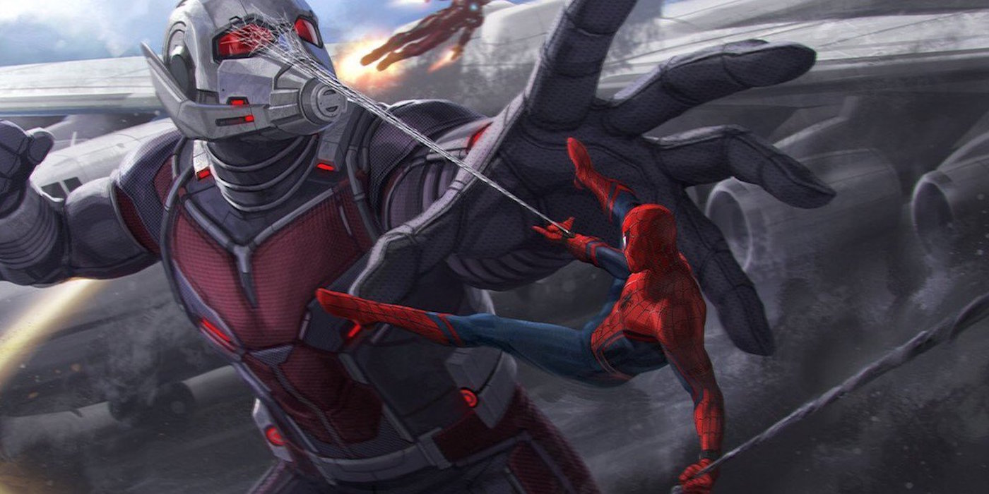 Captain America: Civil War Theory Spider-Man