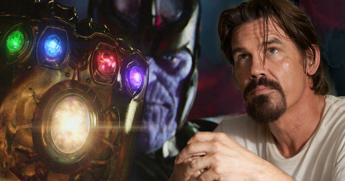 Photo of Josh Brolin Dropped A Massive Hint About Infinity Stones