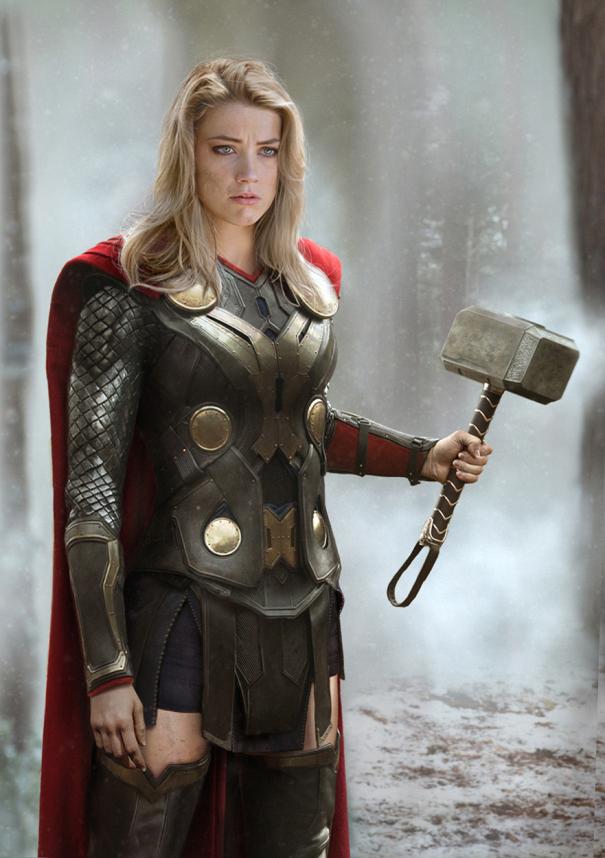 female thor - photo #11