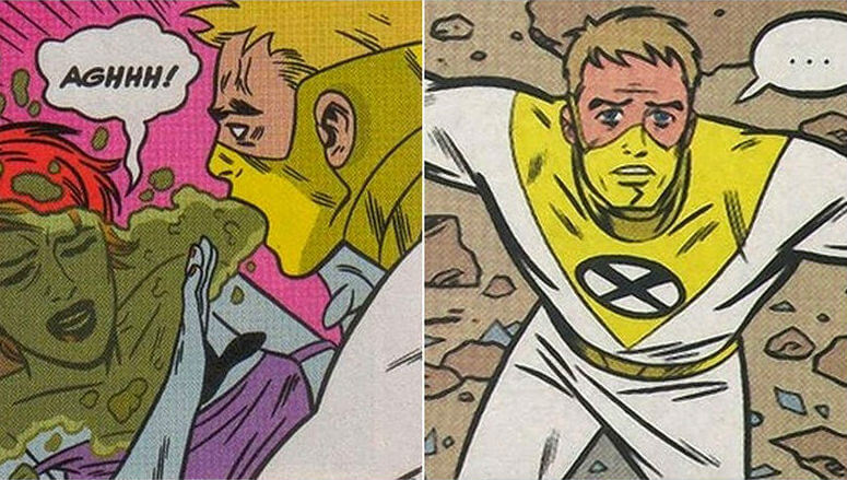 Marvel Comics Characters With Disgusting Powers