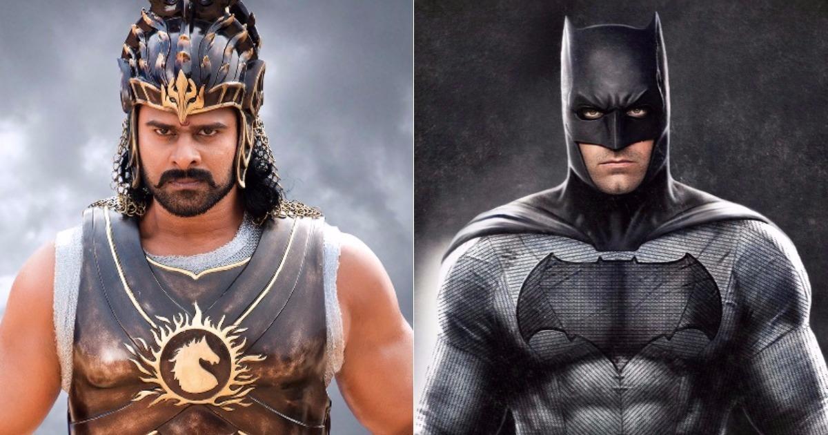 Batman vs Bahubali