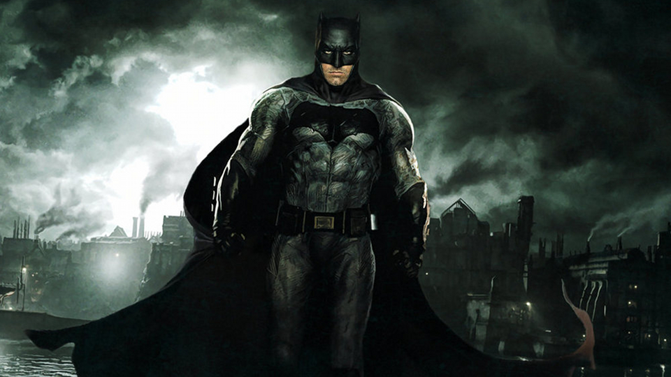The New BATMAN Solo Movie Director Reveals His VISION
