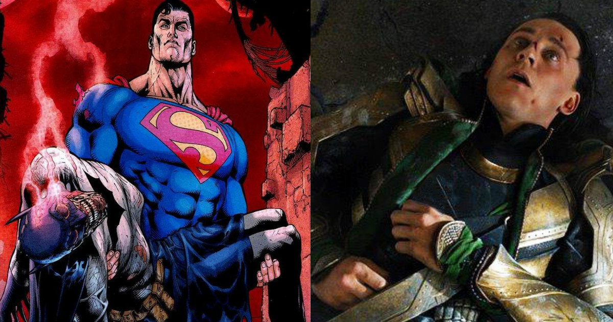 Photo of 10 Most Gruesome Deaths of Major Marvel and DC Characters