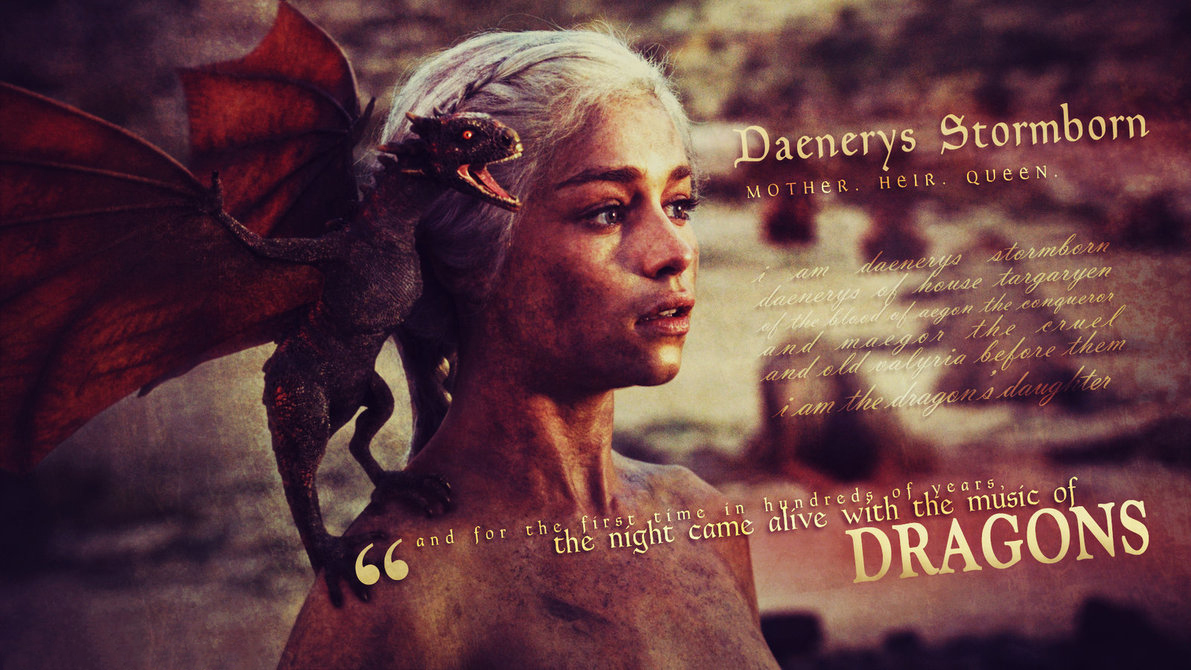 Photo of 9 Stunning Quotes Of Daenerys Targaryen From Game Of Thrones