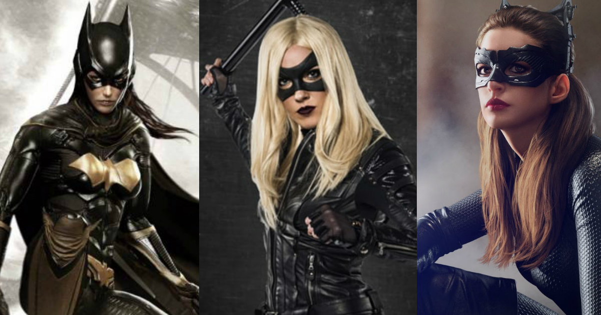 Photo of 5 Strongest Female Superheroes from DC with No Powers