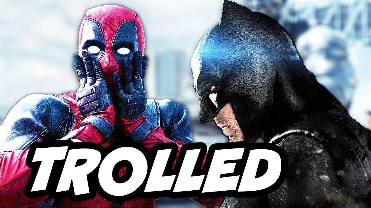 Photo of Deadpool Trolls Batman v Superman In The Most EPIC Way Possible