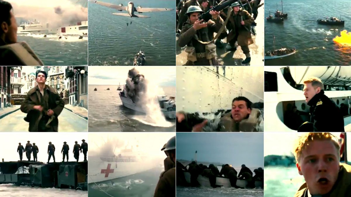 Photo of The New Christopher Nolan Movie DUNKIRK Visuals Are Breathtaking