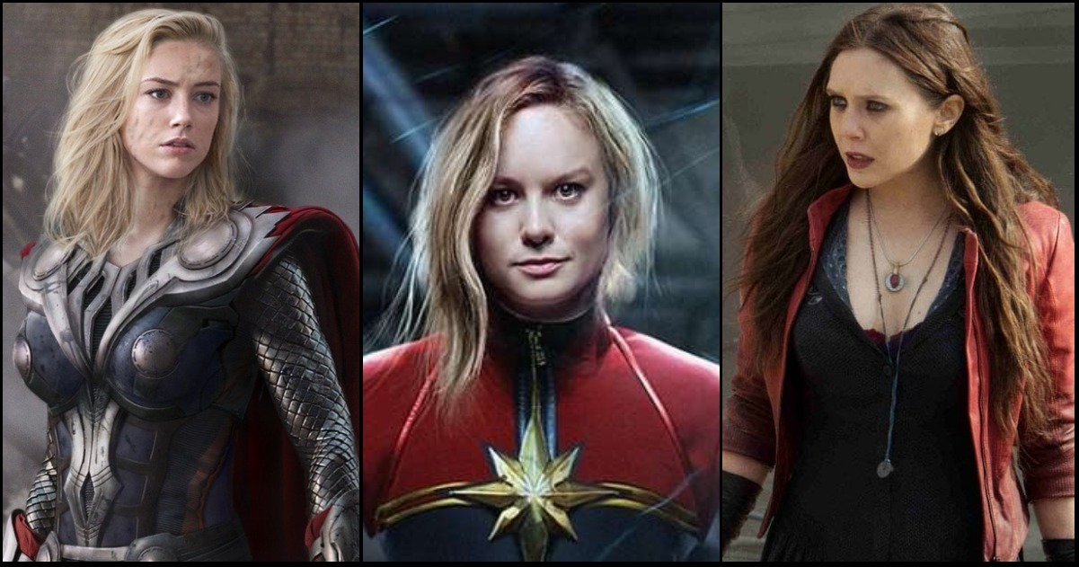 Photo of 5 Strongest Marvel Female Superheroes