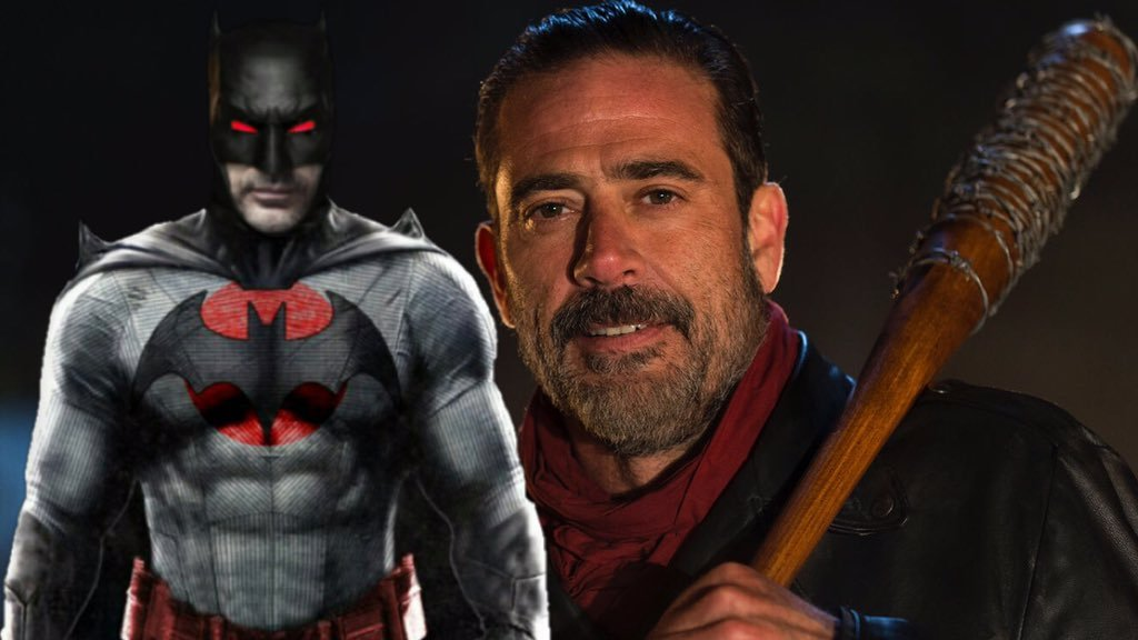Photo of Negan Is The New Batman In Flashpoint? Are You Shittin Me?