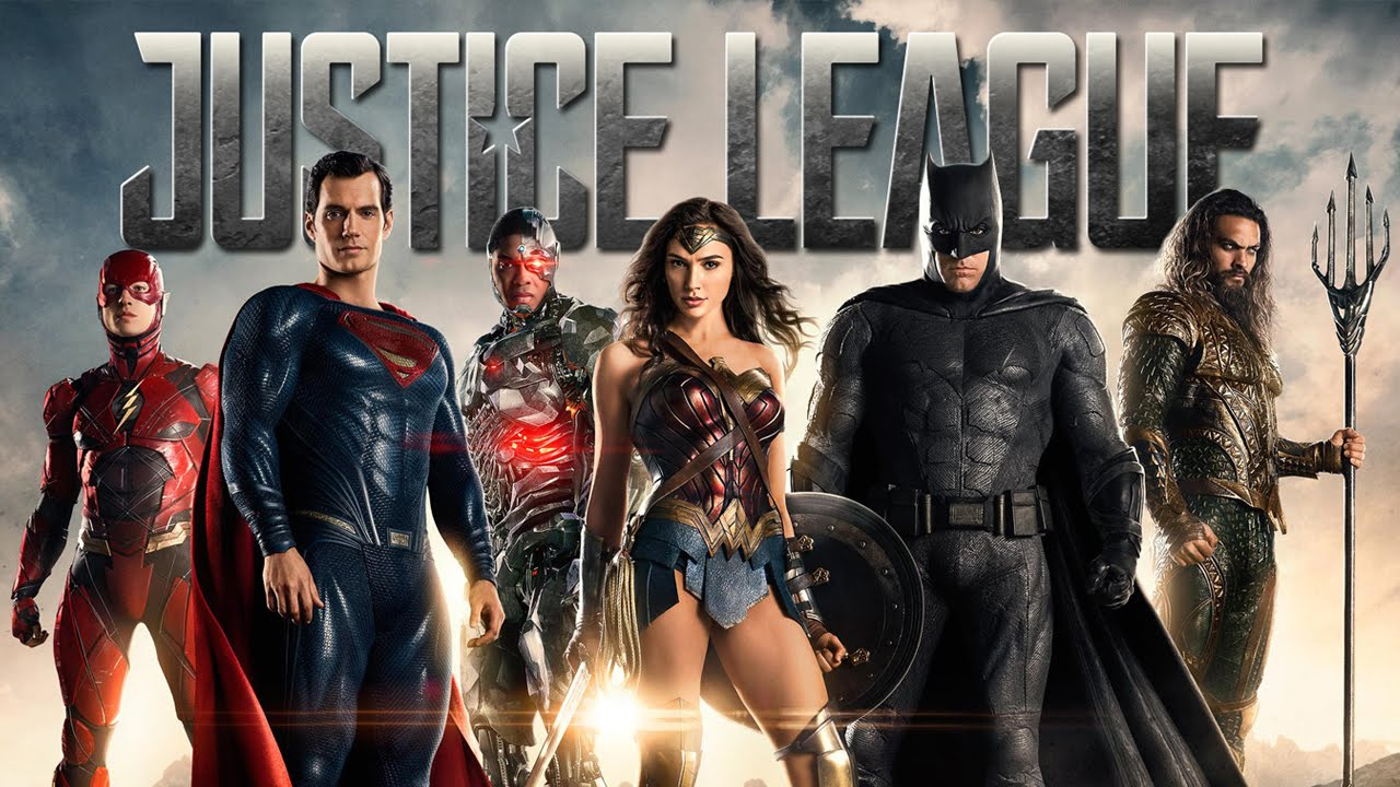 Find Out More About The Making Of JUSTICE LEAGUE With This ...