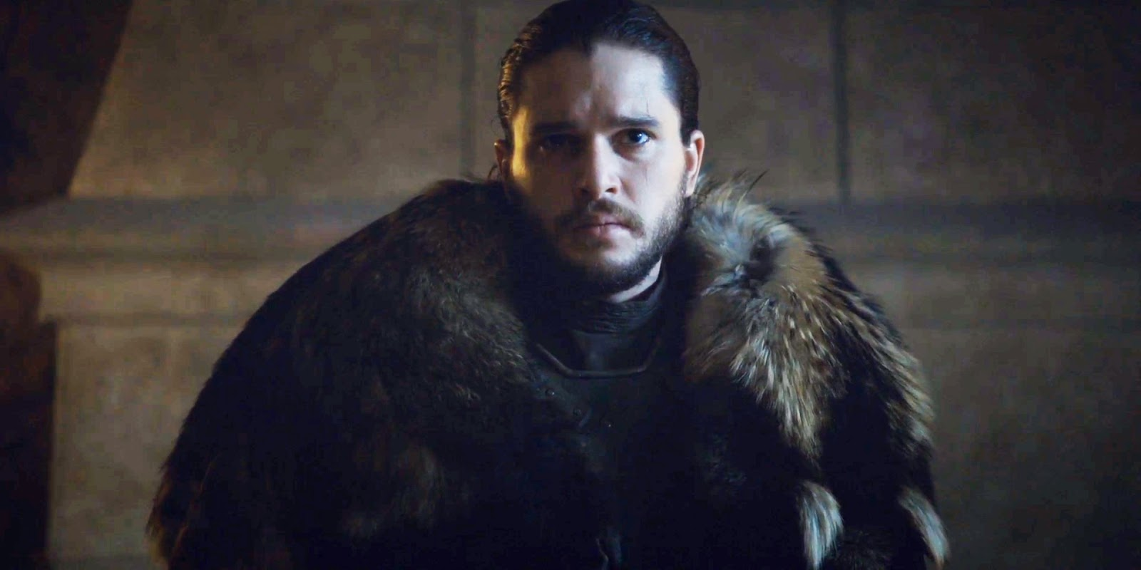 Game of Thrones Ending Kit Harrington