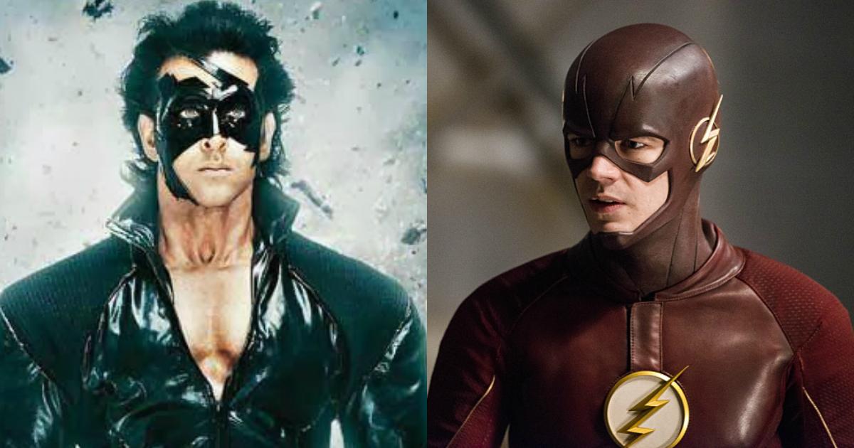 Photo of Super-Sunday Funday: Krrish vs The Flash