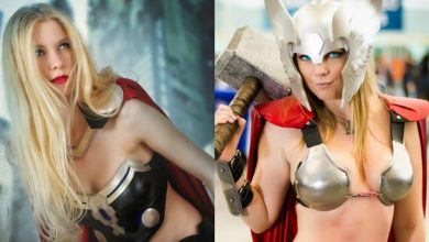 Photo of 12 Female Thor Cosplays That Are Stunningly Hot