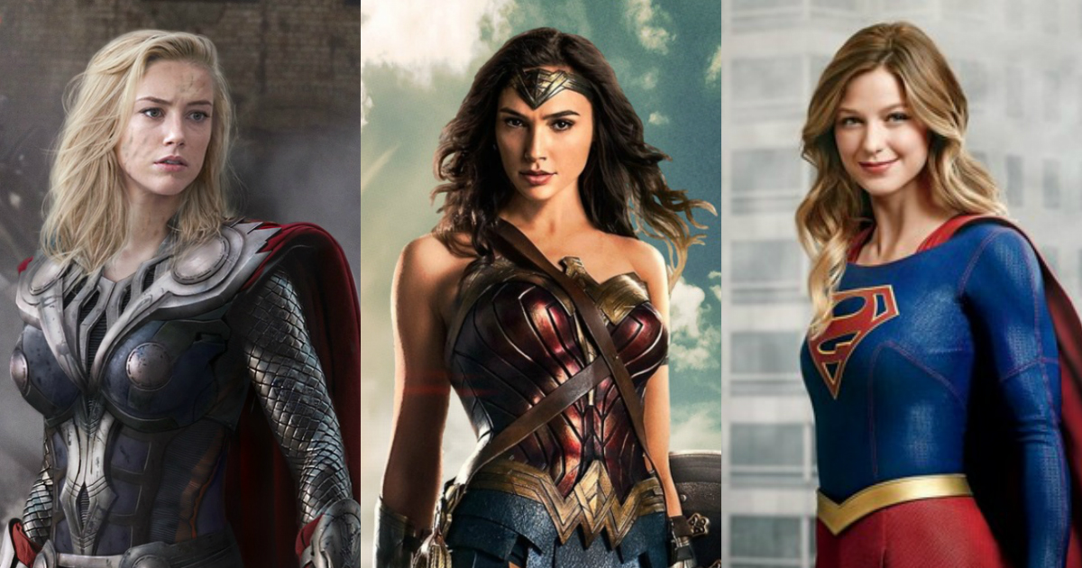 Photo of 5 Most Physically Powerful Female Superheroes
