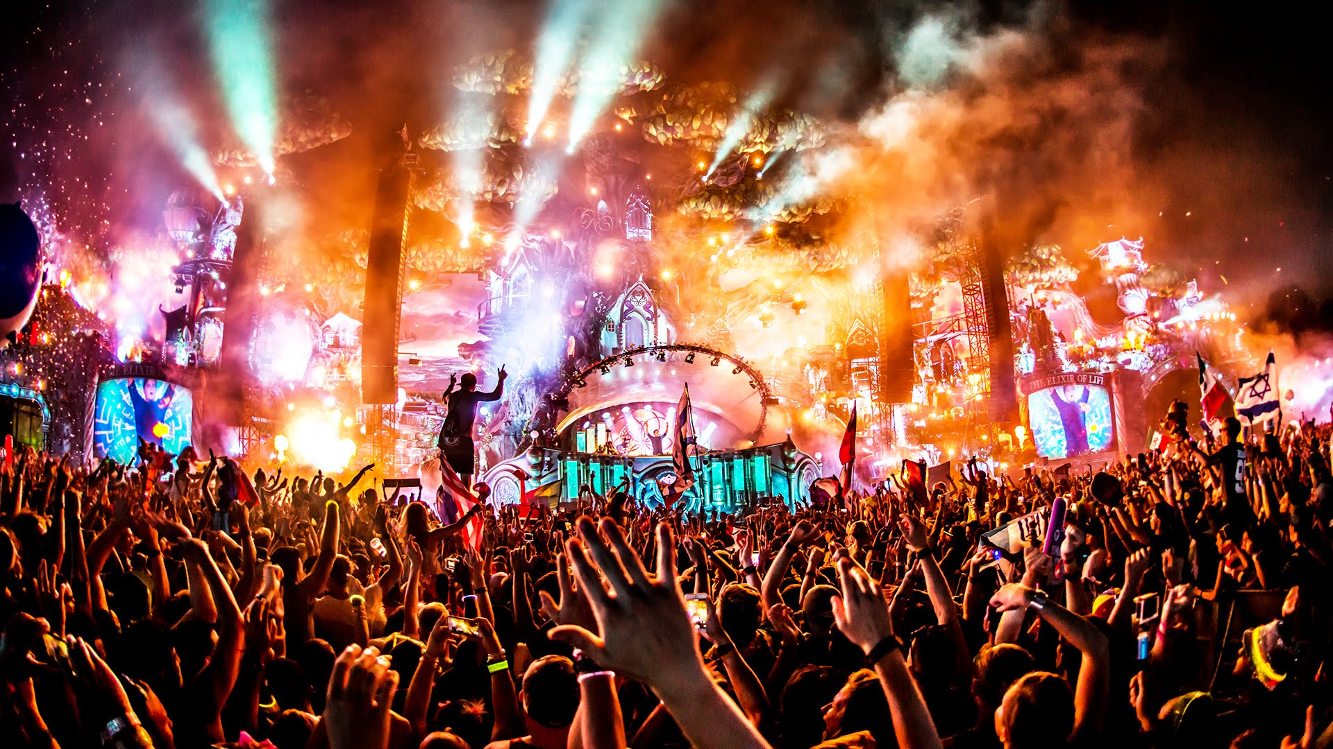 Photo of Can't travel to Belgium for Tomorrowland? No worries, Vh1 brings to you all the action from the festival