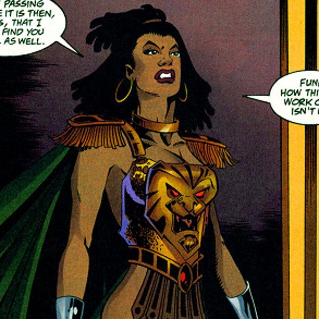 Black Female Characters