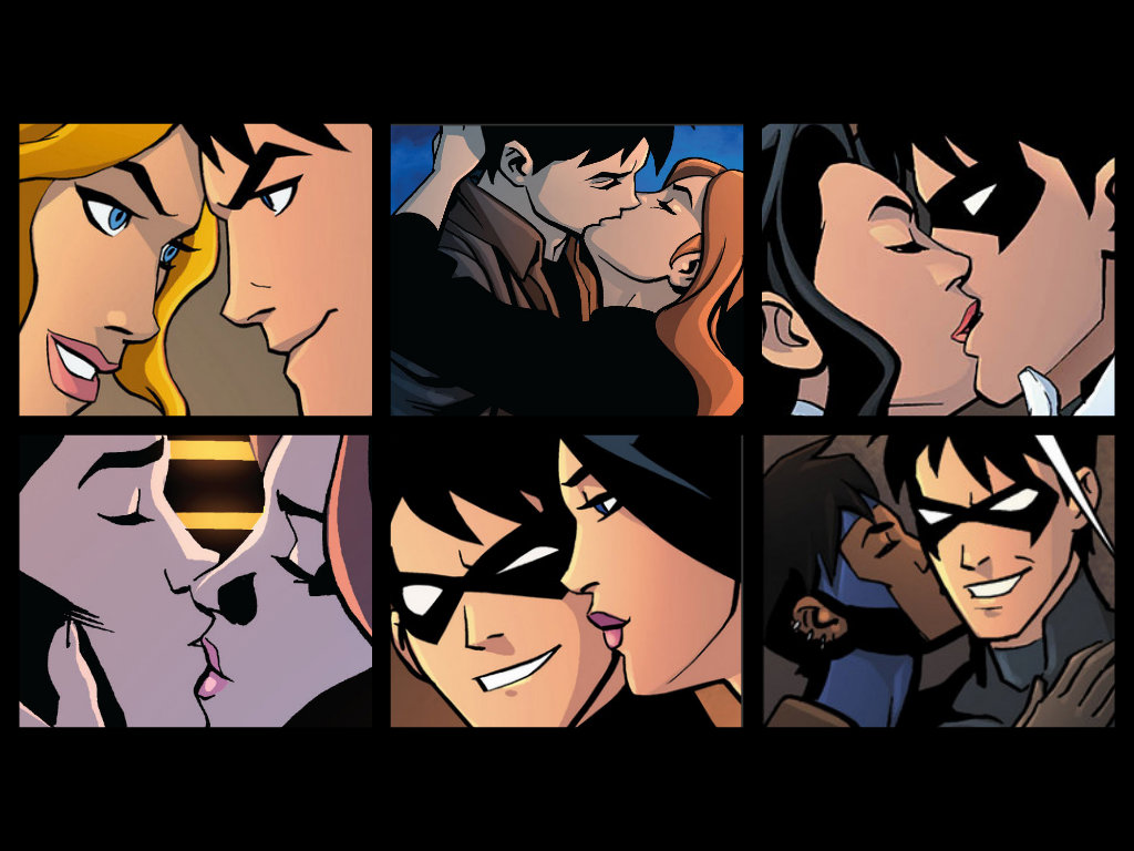 Photo of 5 Most Famous Love Interests of Nightwing