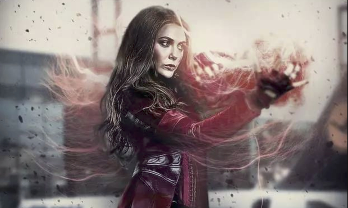 Scarlet Witch vs The Phoenix