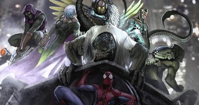Photo of Is Spiderman Homecoming Setting Up Sinister Six Movie?
