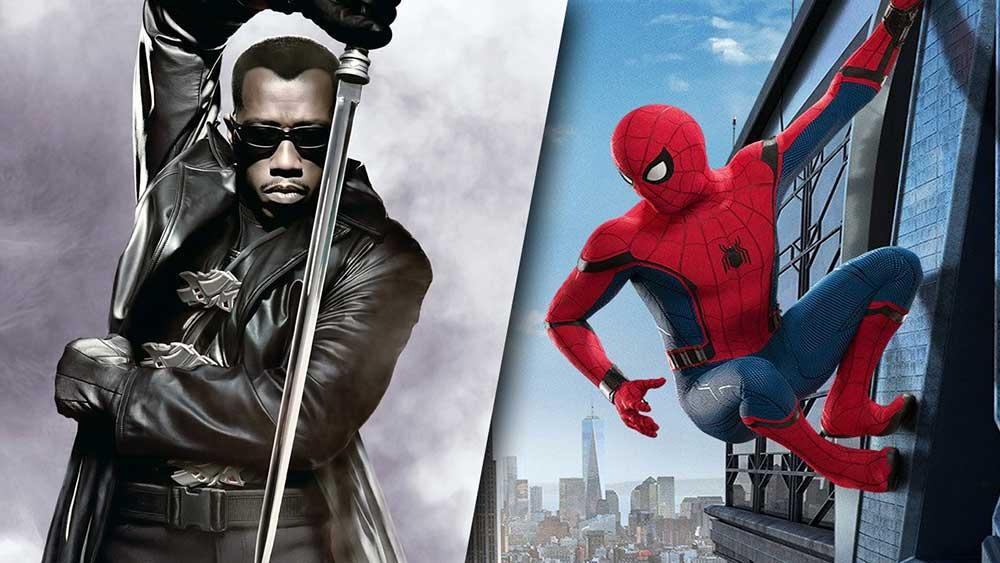Photo of Spiderman: Homecoming Director Wants 'Blade' To Join The Sequel
