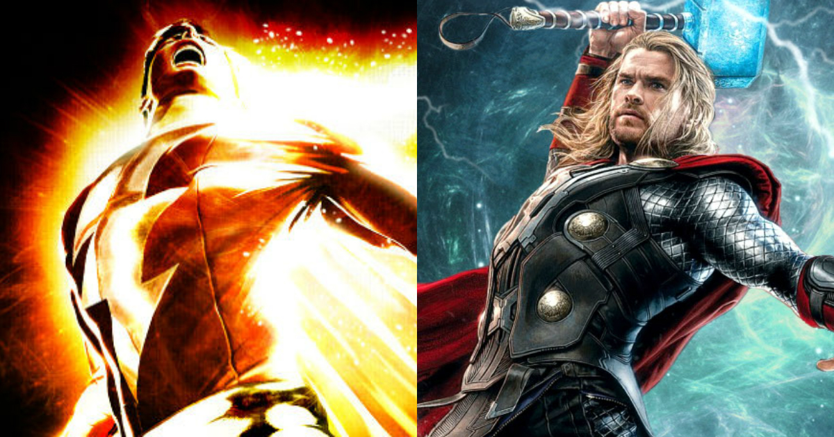 Photo of Thor vs Shazam: Who Would Win And Why?