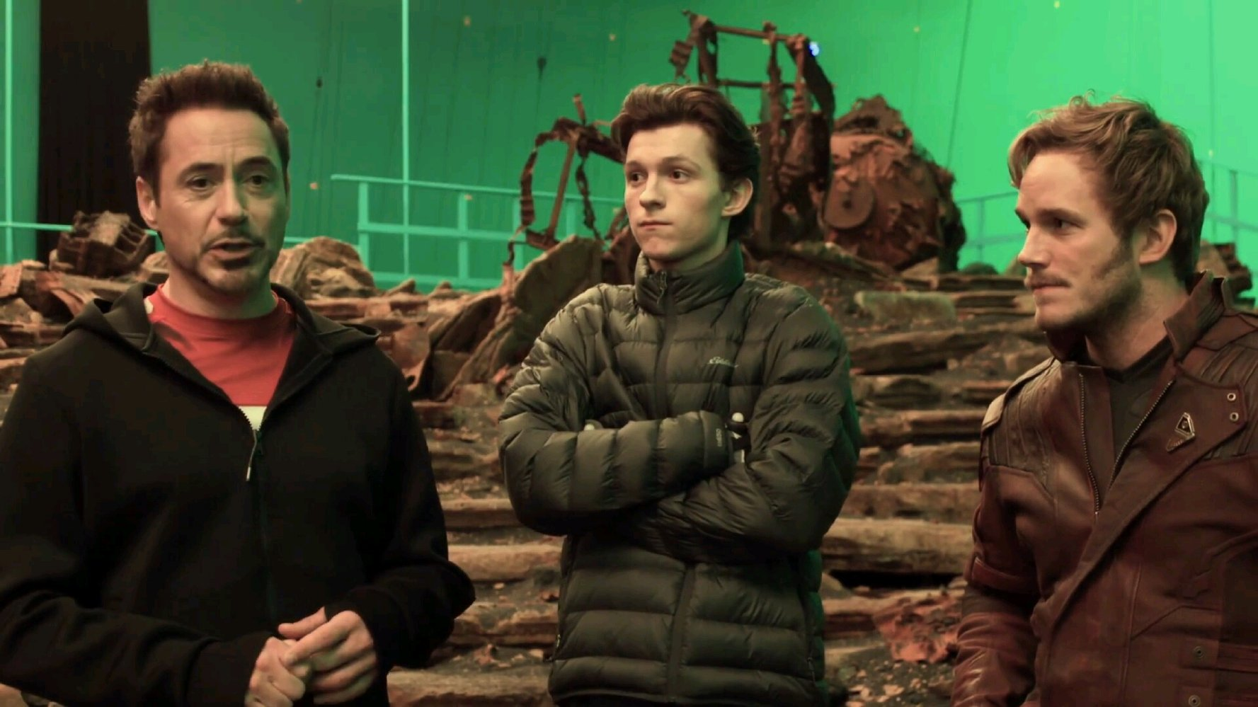 Photo of Why Tom Holland Doesn't Know Anything About Avengers Infinity War?