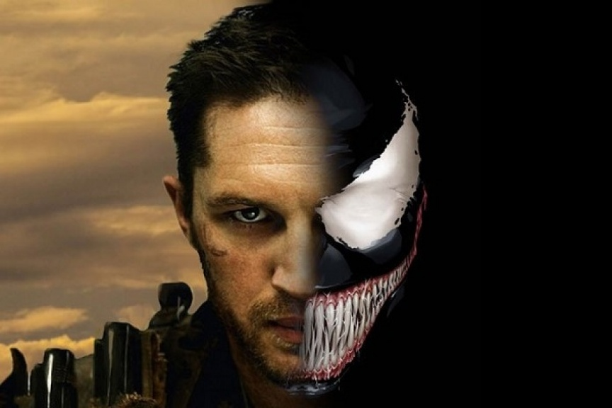 Photo of Tom Hardy's Venom Movie Logo Has Been Revealed And It's Stunning