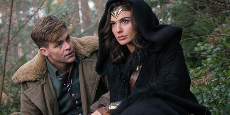 This Wonder Woman Rumor Finally Explains How Steve Trevor Returns From The Dead!!