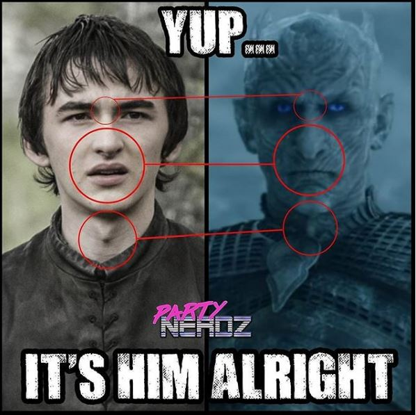 33 Night King From Game Of Thrones By Scepterdpinoy On: 33 Epic Memes On Game Of Thrones Which Only Its Biggest