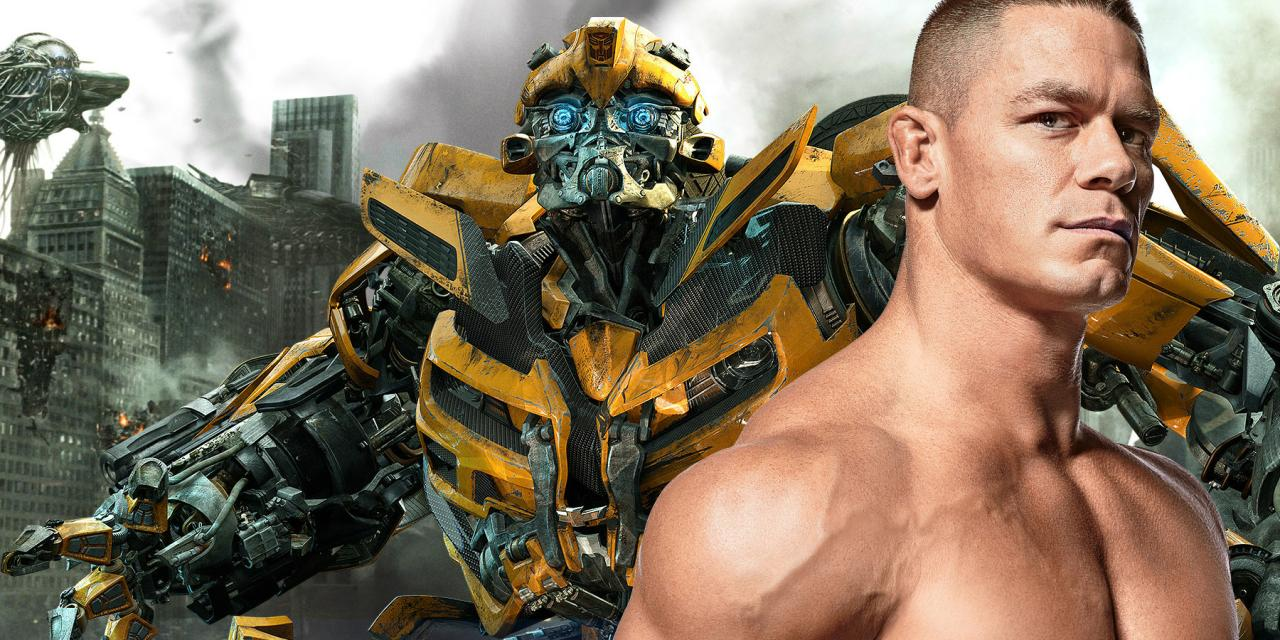 Photo of The Transformers Spinoff Bumblebee Cast The Invisible Man of WWE