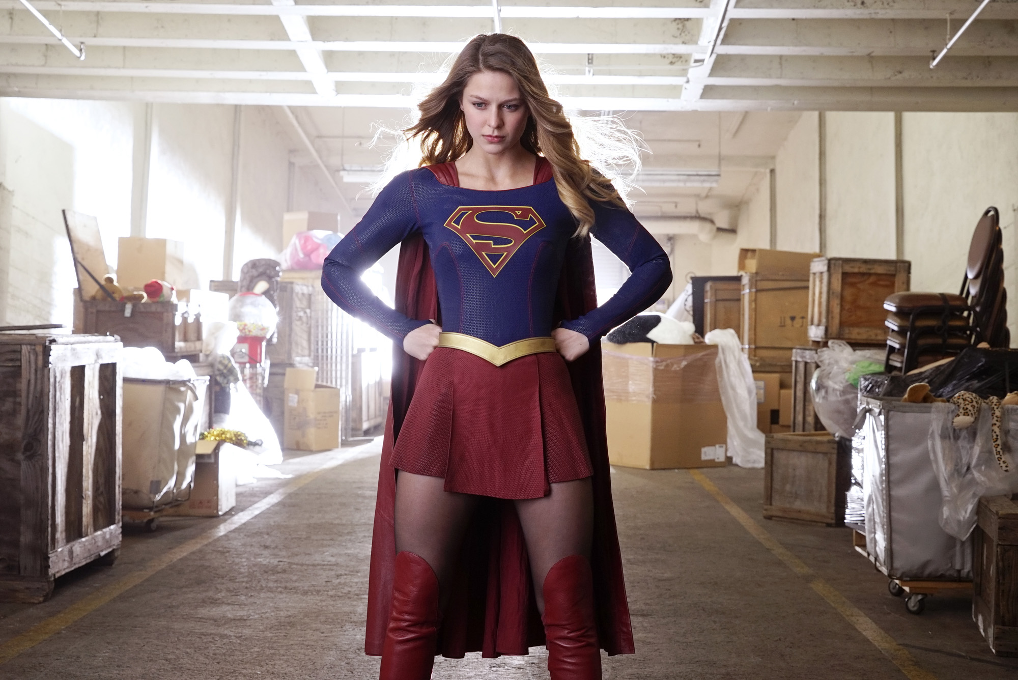 Elseworlds Supergirl