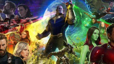 Avengers: Infinity War Rotten Tomatoes Fan Choice Award 2018