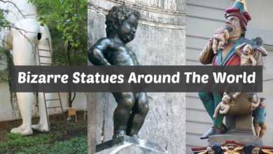 Photo of 35 Most Bizarre Statues Around The World Which Will Freak You Out