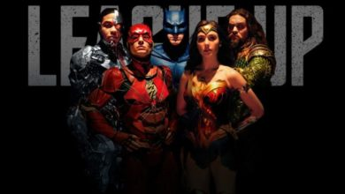 Photo of New Justice League Poster Shows Superman Soaring High