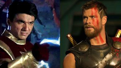 Photo of Super Sunday Funday: Shaktimaan vs Thor